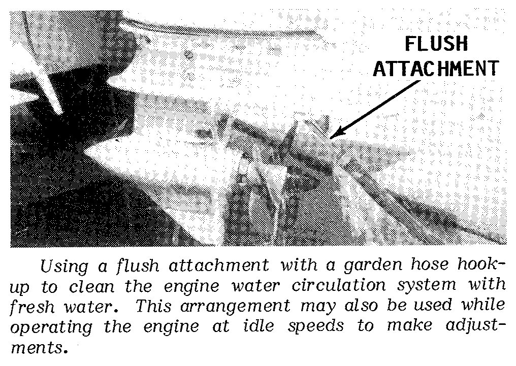 Flushing 84 Johnson 25hp outboard (J25TELCRD) Page: 1